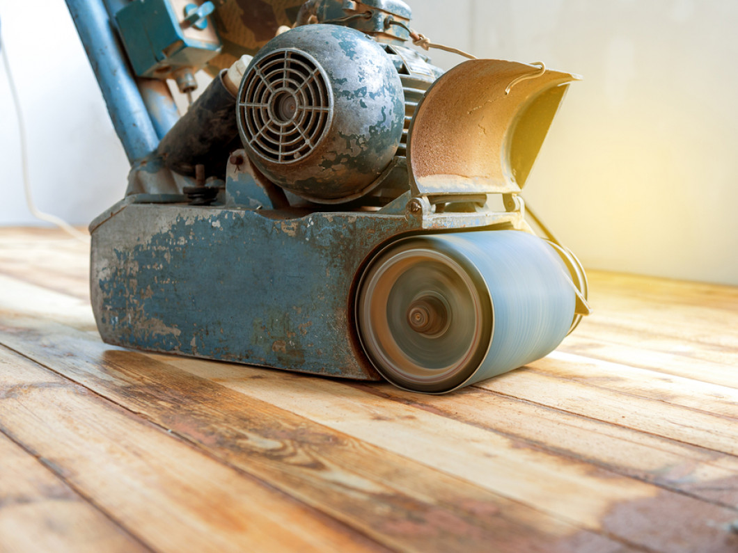 Floor Sanding & Finishing services in Charlotte, NC